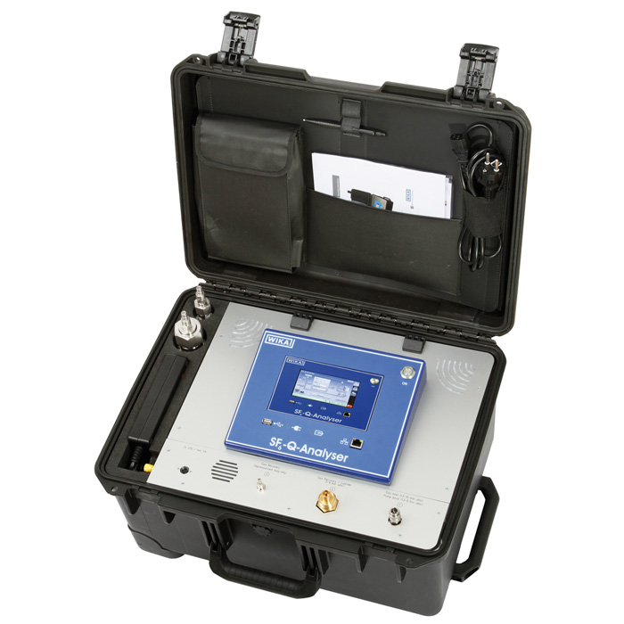분석 기기 Analysis Instrument Ga11 Wika Korea